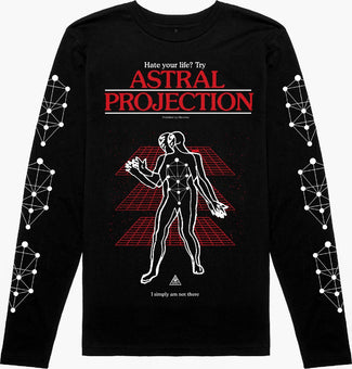 Astral Projection Long Sleeve | T-SHIRT