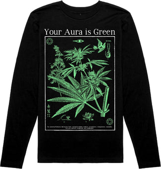 Aura Long Sleeve | T-SHIRT