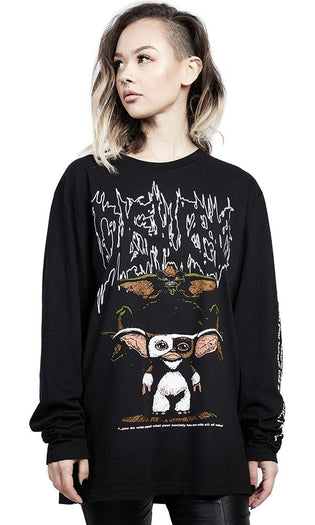 Mogwai Long Sleeve | T-SHIRT