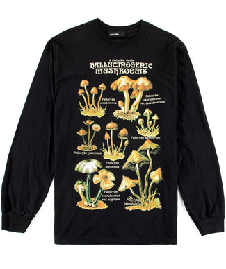 Mushrooms Long Sleeve | T-SHIRT