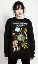 Plants Long Sleeve | T-SHIRT