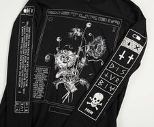 Poison Long Sleeve | T-SHIRT