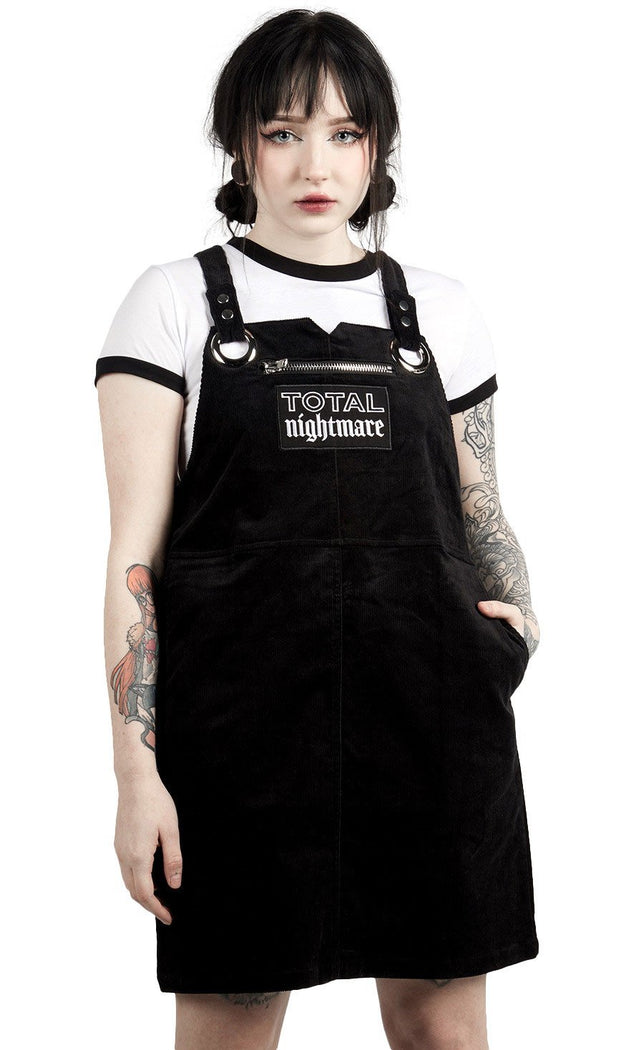 Total Nightmare Pinafore | DRESS*