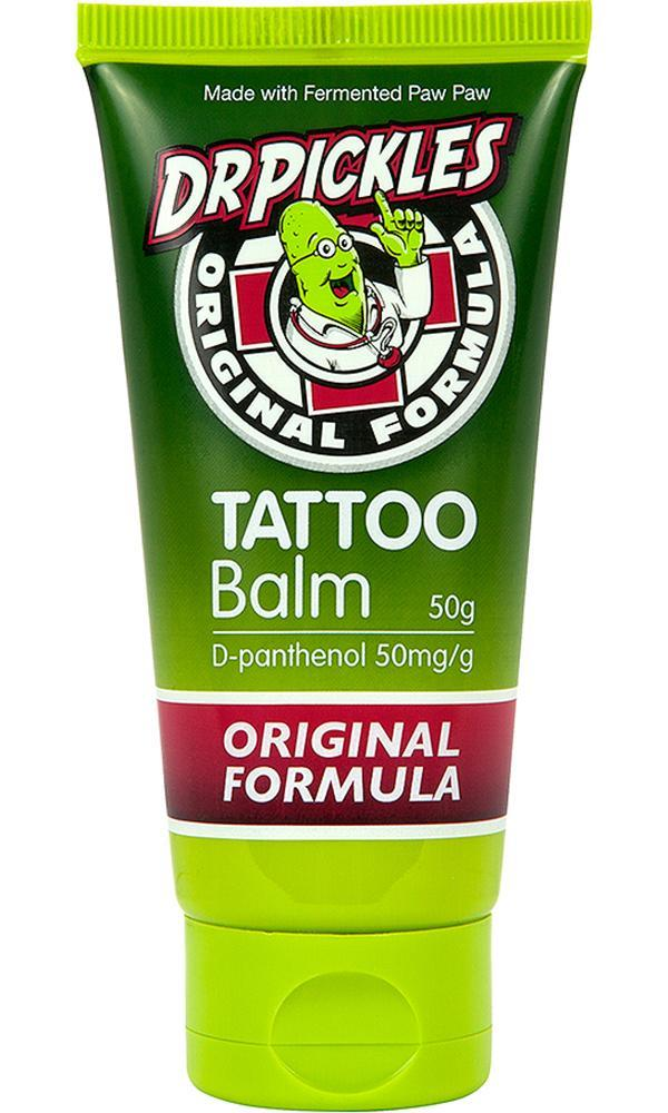 Dr Pickles Original Tattoo Balm 50g Buy Online Australia Beserk