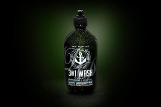 Peppermint & Hemp Oil | 3 IN 1 WASH [500ml]