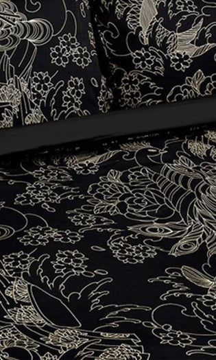 Geisha Moon | DOUBLE/QUEEN DUVET COVER