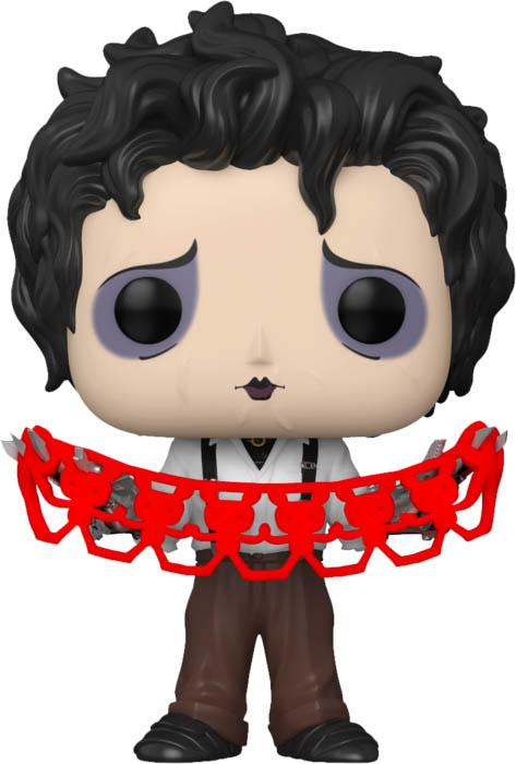 Edward Scissorhands | Edward With Kirigami POP! VINYL [RS]