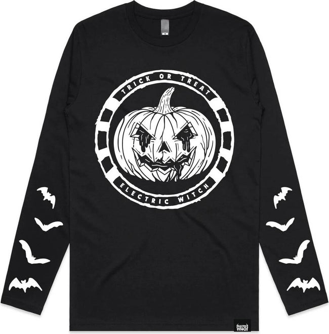 Trick Or Treat | LONG SLEEVE T-SHIRT