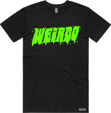 Weirdo [Neon Green] | T-SHIRT