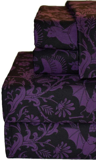 Elysian Fields [Purple] | FULL/DOUBLE SHEET SET
