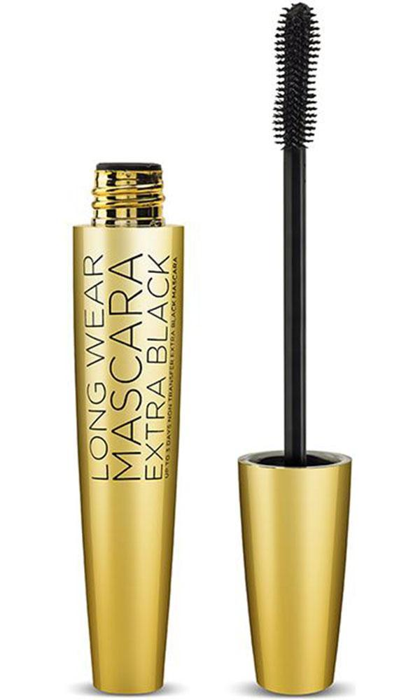 Extra Black Long Wear | MASCARA