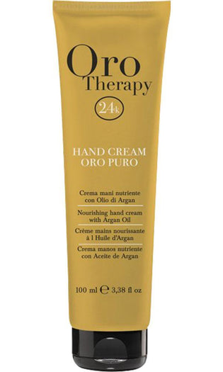 Oro Therapy Nourishing | HAND CREAM [100ml]