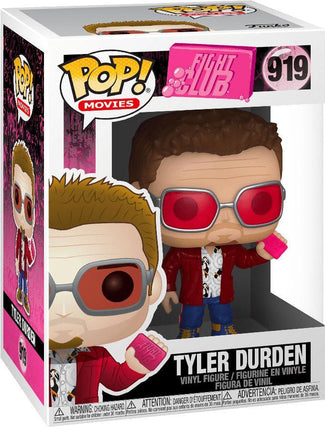 Fight Club | Tyler Durden POP! VINYL