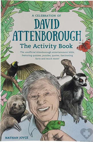 David Attenborough | ACTIVITY BOOK