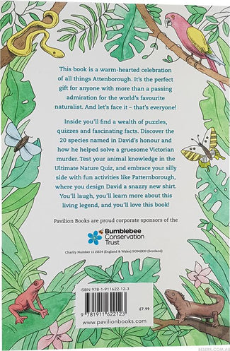 David Attenborough | ACTIVITY BOOK*