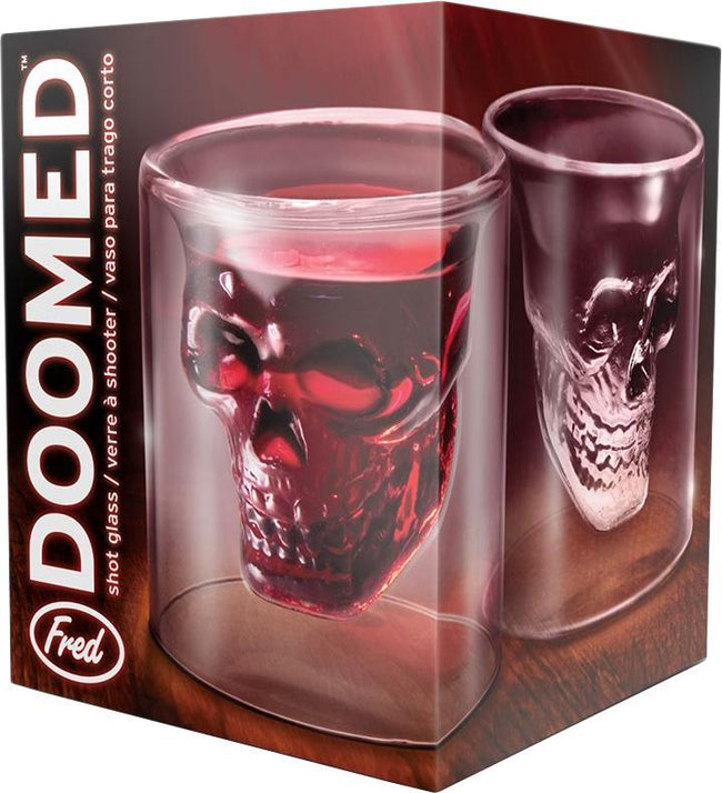 Doomed | SHOT GLASS