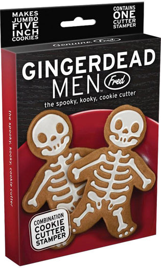 Gingerdead Men | COOKIE CUTTERS