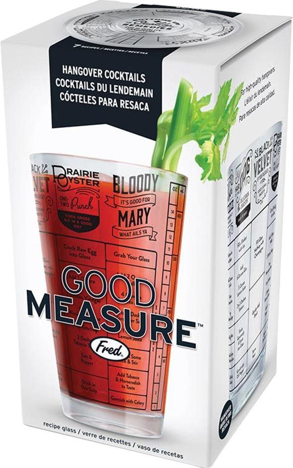 Good Measure Hangover | RECIPE GLASS