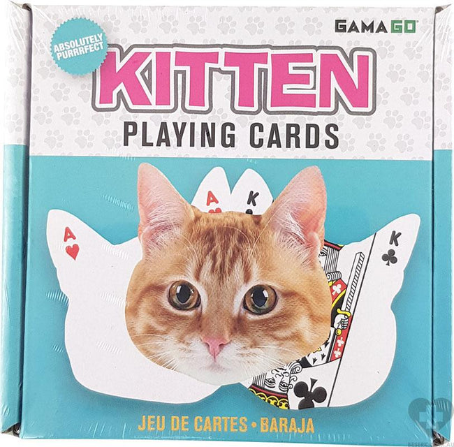 Kitten | PLAYING CARDS