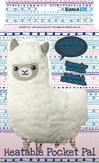 Llama Heatable | POCKET PAL