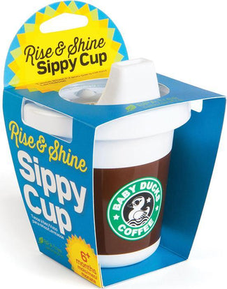 Rise & Shine | SIPPY CUP