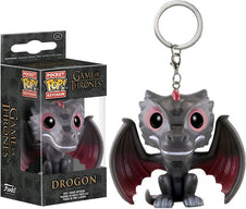 Game of Thrones | Drogon POP! KEYCHAIN