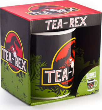 GIANT MUG | Tea Rex 2