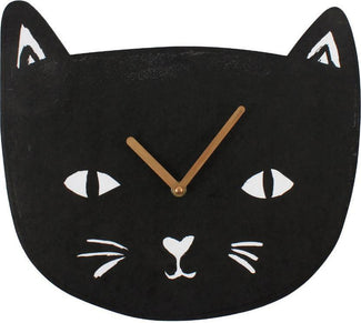 Black Cat | CLOCK