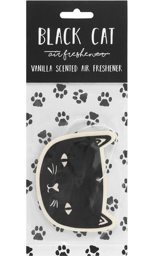 Black Cat Vanilla Scented | AIR FRESHENER