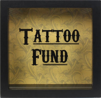 Cabinet Of Curiosities Tattoo Fund | MONEY BOX
