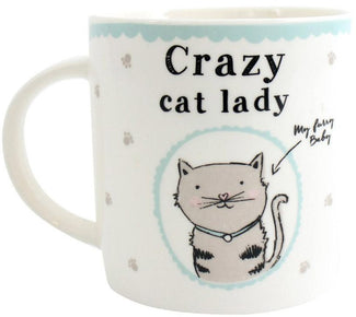 Crazy Cat Lady | BOXED MUG