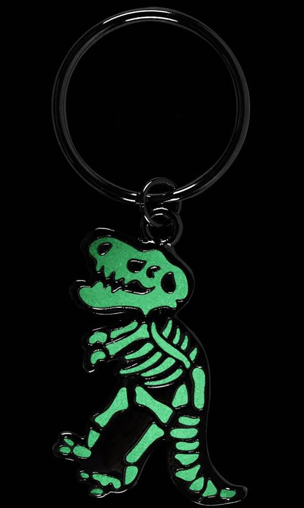 Glow in the Dark Dinosaur | KEYRING