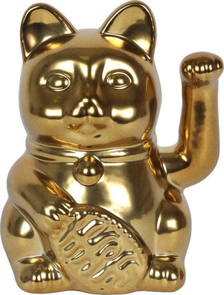 Gold Money Cat | MONEY BOX