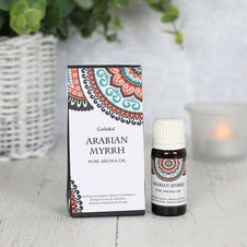 Goloka Arabian Myrrh | FRAGRANCE OIL