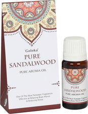 Goloka Pure Sandalwood | FRAGRANCE OIL