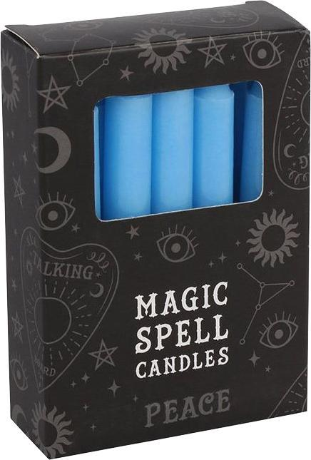 Light Blue Peace Spell | CANDLES [PACK OF 12]