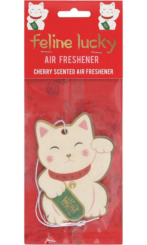 Lucky Money Cat | AIR FRESHENER