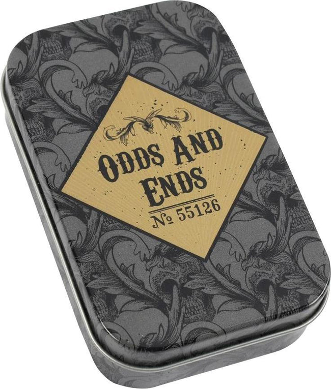 Odds & Ends | METAL TIN