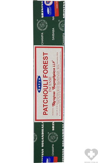 Patchouli Forest | INCENSE STICKS