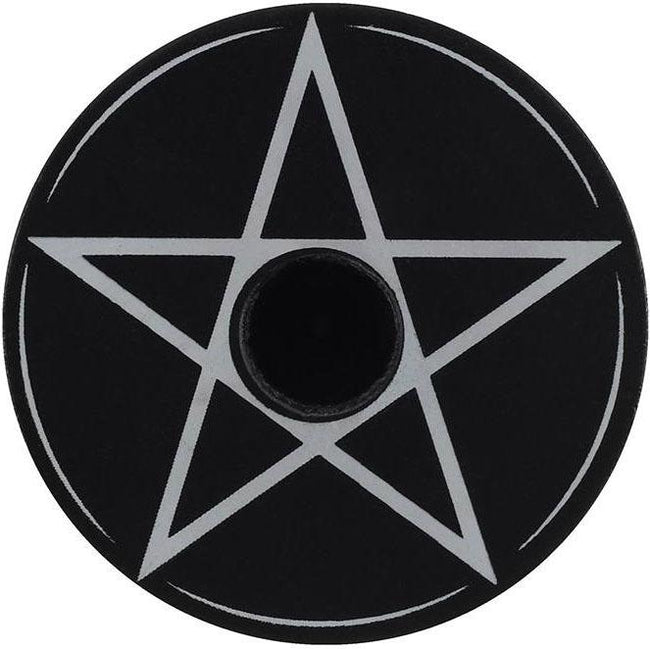 Pentagram Spell | CANDLE HOLDER