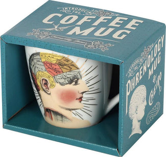 Phrenology Ceramic | MUG