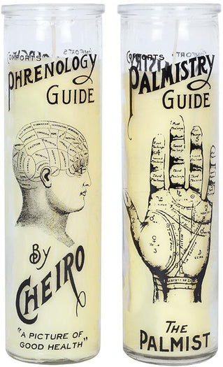 Phrenology Glass | CANDLE