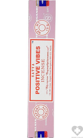 Positive Vibes | INCENSE STICKS