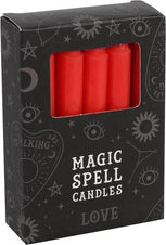 Red Love Spell | CANDLES [PACK OF 12]