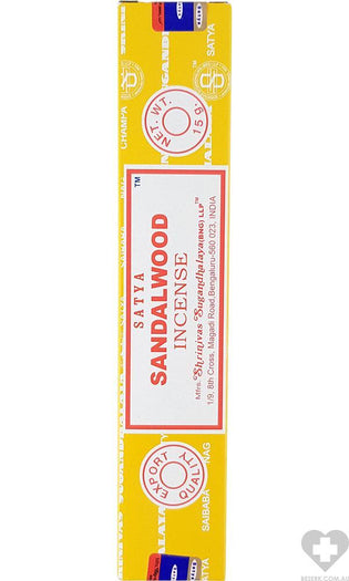 Sandalwood | INCENSE STICKS