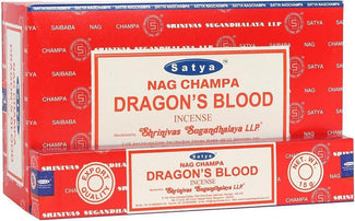 Satya Dragon's Blood | INCENSE STICKS