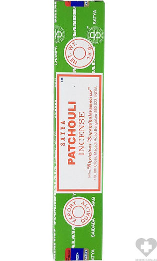 Satya Patchouli | INCENSE STICKS