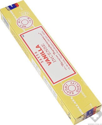 Satya Vanilla | INCENSE STICKS