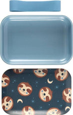Sidney Sloth Bamboo | LUNCH BOX