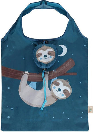 Sidney Sloth Foldable | SHOPPING BAG